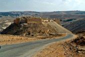 Jordanien-Studienreise-Kreuzritterburg Shobak