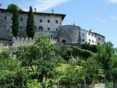 Slowenien-Wanderreise-Burg-Stanjel