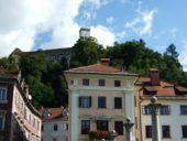 Slowenien-Wanderreise-Burg