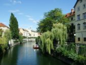 Slowenien-Wanderreise-Ljubljanica