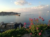 England-Wanderreise-St.Ives-Sonnenuntergang