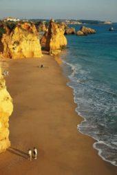 Portugal, Algarve, Felsen
