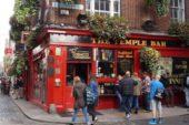 Tempel Bar Irland Dublinreise