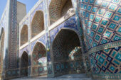 Usbekistan-Erlebnisreise-Ulughbek-Medrese