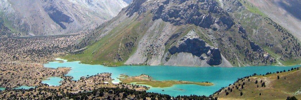 Usbekistan und Tadschikistan Wanderreise