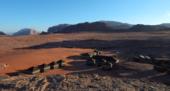 Jordanien Gruppenreise: Wüste Wadi Rum