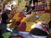 Marokko-Wanderreise-Markhalle-Meknes