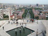 Armenien-Wanderreise-Jerewan-Kaskade