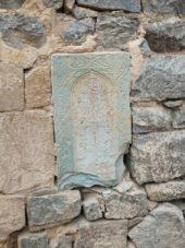 Armenien-Wanderreise-Meghri-Steinkreuz