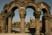 Armenien-Swartnoz-Kirche
