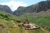 Armenien-Noravankh-Kloster-Mietwagenreise
