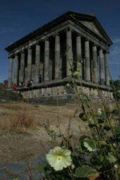 Aserbaidschan-Tempel-Garni