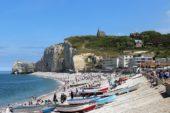 frankreich-aktivreise-strand-kreidefelsen