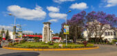 Tansania-Erlebnisreise-Arusha-Glockenturm
