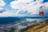 norwegen-wanderreise-gondelbahn-ulriken