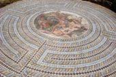 Theseus-Mosaik, Zypern, Paphos