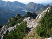Slowakei-Wanderreise-Ausblick