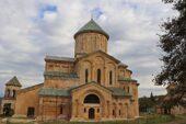 Georgien-Radreise-Kloster Gelati