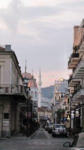 Georgien-Osterreise-Altstadt-Batumi-Moschee