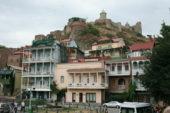 georgien-individualreise-Altstadt-von-Tiflis-und-Narikala-Festung