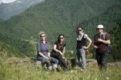 Georgien-Frauenreise-Wandergruppe