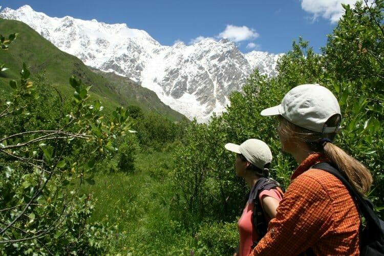 georgien-wanderreise-swanetien-schchara