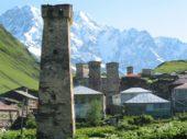 Georgien-Frauenreise-Ushguli-Wehrturm