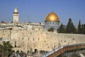Israel-wanderreise-klagemauer-felsendom