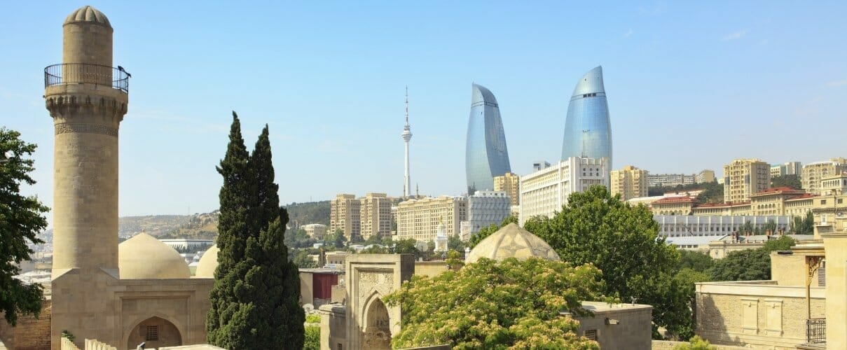 Aserbaidschan Wanderreise