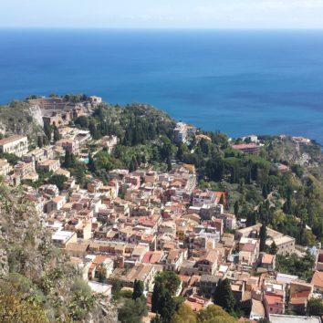 Italienreise: Taormina Sizilien