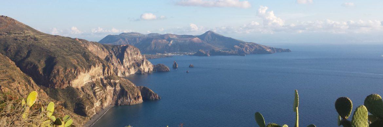 Italien-Wanderreise-Liparische Inseln-Panoramablick