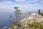 Kroatien-Wanderreise-Ausblick