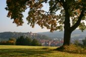 deutschland-wanderreise-blick-kronach