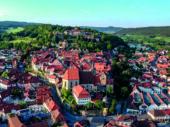 deutschland-wanderreise-luftfoto-kronach-stadtaufbau-copyright-IG-Photo-Webster-Maximilian-Weber
