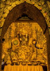 Burma-Myanmar-Erlebnisreise-Mahamuni-Buddha