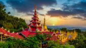 Burma-Myanmar-Erlebnisreise-Mandalay-Hügel