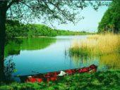 Wanderreise Mecklenburger Seen: Fahrrad und Kanu fahren