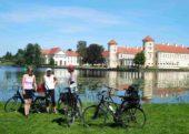 Fahrradreise Mecklenburg Schloss Rheinsberg