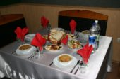 Moldawien-Erlebnisreise-Abendessen