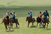 Mongolei-Erlebnisreise-Pferderennen-Naadam-Fest