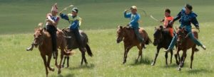 Mongolei-Reisen