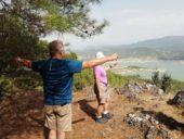 tuerkei-wanderreise-taurusgebirge-wanderer-ausblick-freiheit