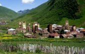 Georgien-Wanderreise-Swanetien-Kleiner-Kaukasus-Wehrtürme