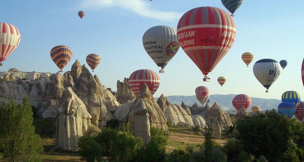 Türkei Wanderreise - Kappadokien & Taurusgebirge