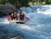 Türkei-Wanderreise-Rafting