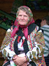 Ukraine-Wanderreise-Tracht
