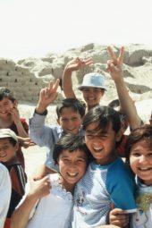 Usbekistan-Erlebnisreise-einheimische-Kinder