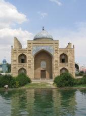 Usbekistan-Erlebnisreise-Maslikhitdin-Mausoleum