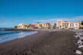 Kanaren-Wanderreise-La Gomera-Valle Gran Rey-Strand