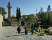 Aserbaidschan-Wanderreise-Baku